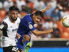 巴伦西亚1-0赫塔菲