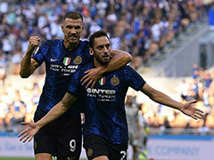 国米4-0热那亚