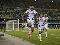 国际米兰3-1维罗纳