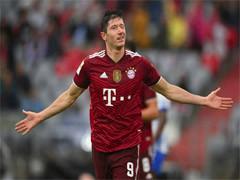 拜仁5-0柏林赫塔