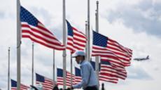 """美国纪念""""9·11""""恐怖袭击事件二十周年"""
