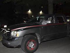 华盛顿国会警察逮捕一名携带刀具男子