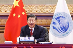 习近平出席上海合作组织和集体安全条约组织成员国领导人阿富汗问题联合峰会