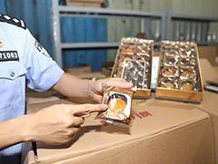 深圳警方破获特大生产销售假冒月饼案