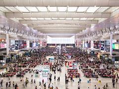 中秋全国铁路预计发送旅客4000万人次