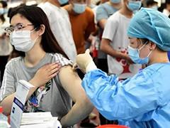 全国新冠疫苗接种总人数超11亿