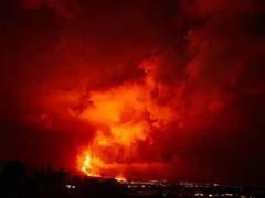 火山持续喷发 拉帕尔马岛所有航班取消
