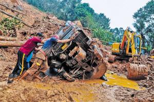印度西南部山洪已致至少26人死亡