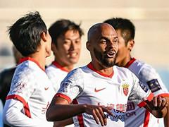 上海海港2-1陕西长安