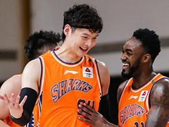 上海男篮118-84四川男篮