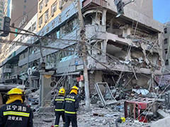辽宁沈阳一餐馆燃气爆炸 已致4人遇难